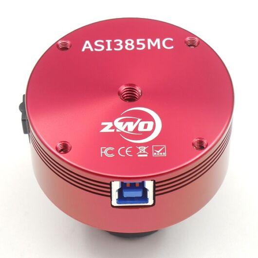 ASI385MC USB 3.0 színes Hold- és bolygókamera ASI385MC