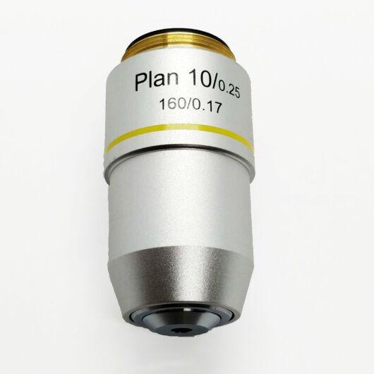 Planobjektív (10x, 160mm) Aplan10x