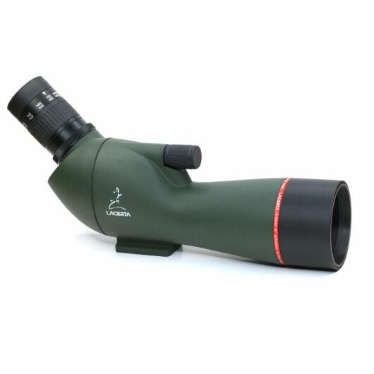 60mm-es Lacerta 45 fokban döntött spektív 15x-45x-ös nagyítással La15-45x60a