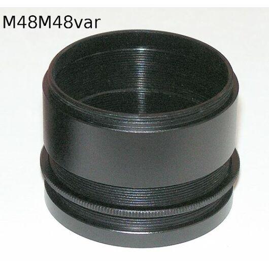 M48/M48 hosszabbító toldat variábilis (25-35mm) M48M48var