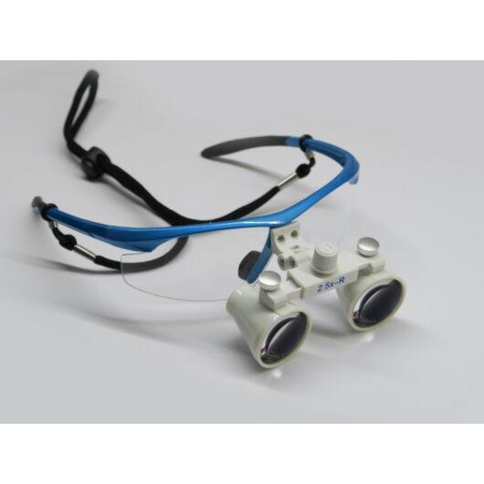 Orvosi szemüveg 2,5x nagyítással MedBr25x