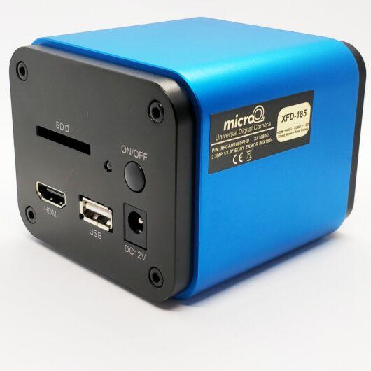 MicroQ WiFi autofókusz Stand Alone kamera Sony EXMOR IMX185c (2.3MP) szenzorral. MicroqXFD185