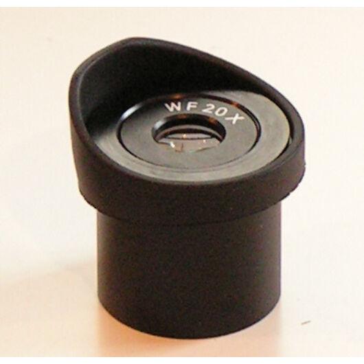 WF 20x sztereó-mikoszkóp okulár (30,5mm) Mik20xs