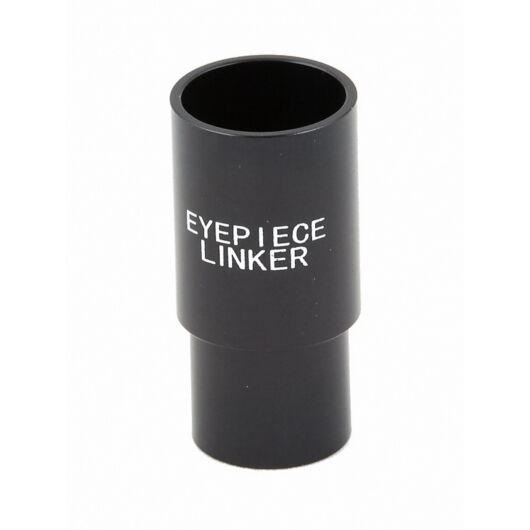 Hosszabbítótoldat 23,2mm-es mikroszkópokulárokhoz (34mm) MikLink