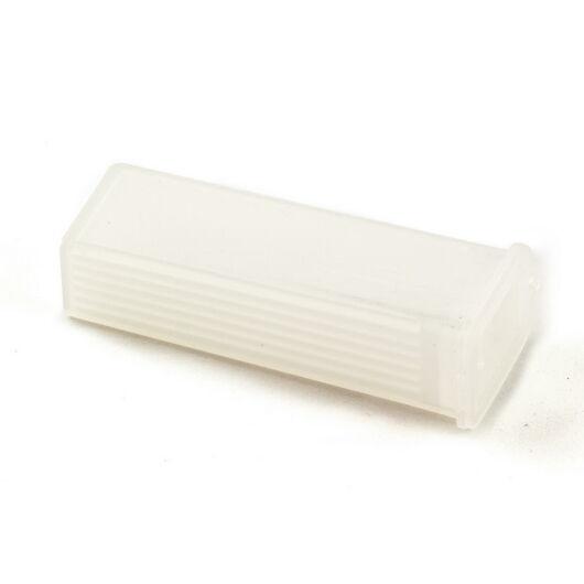 Tárgylemez-tartó doboz (5 darabos, fehér) PrepBox05