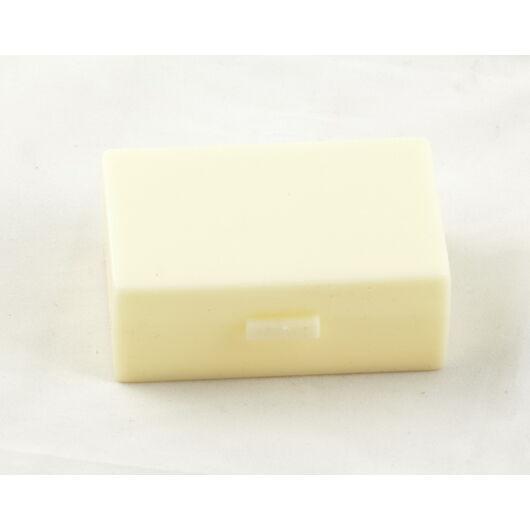 Tárgylemez-tartó doboz (15 darabos, fehér) PrepBox15