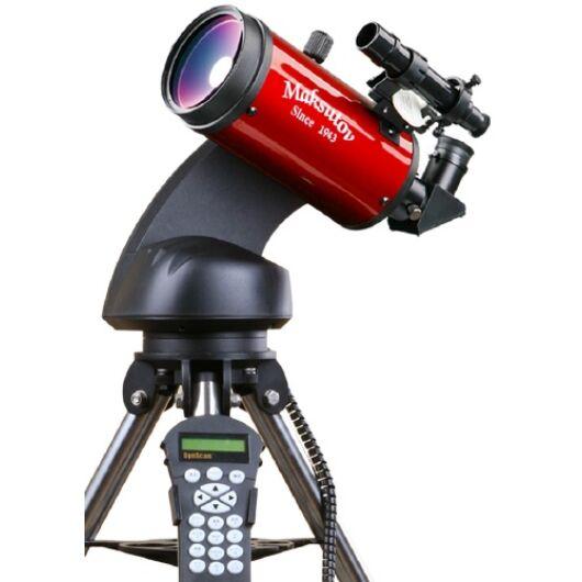 90/1250 SkyWatcher Skymax-90 Makszutov-Cassegrain StarDiscovery goto mechanikán SWM90Disc