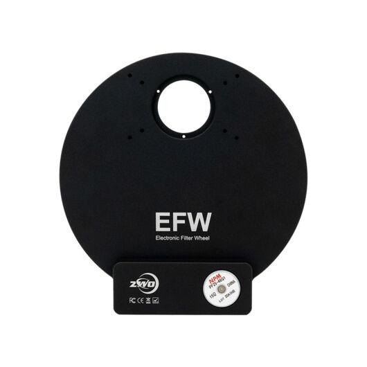 ZWO EFW 7x36 mark II motorizált szűrőváltó ASI2600MM-Pro kamerához ZWOEFW7x36II