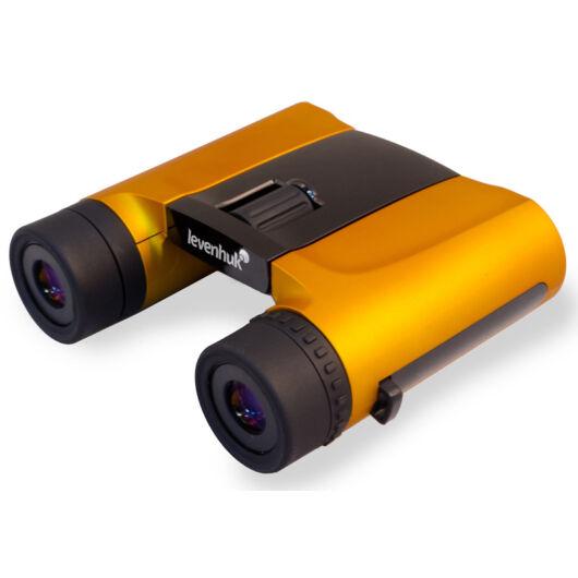 Levenhuk Rainbow 8x25 Narancs kétszemes távcső 67692