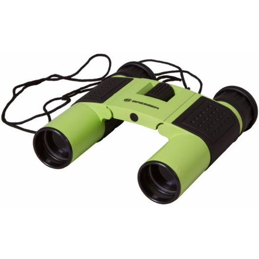 Bresser Topas 10x25 kétszemes távcső, zöld 69353
