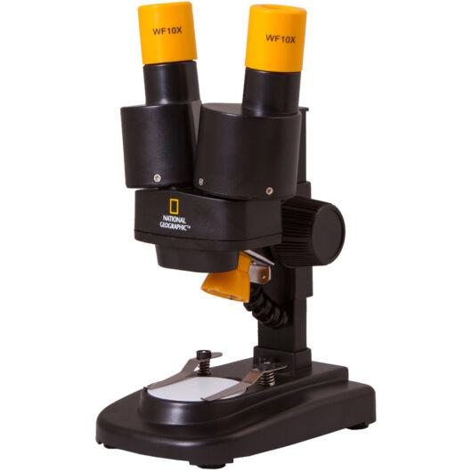 Bresser National Geographic 20x sztereomikroszkóp 69365