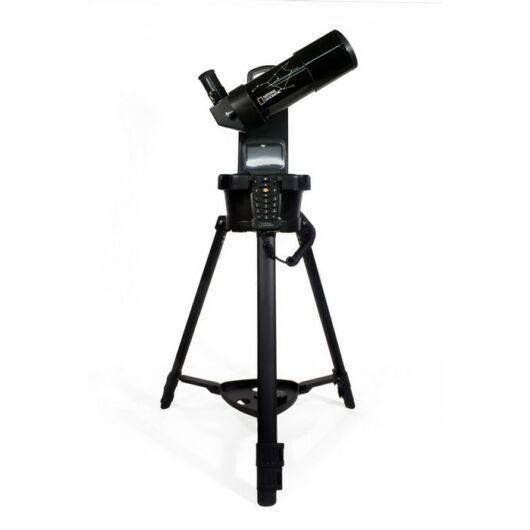 Bresser National Geographic 70/350 70 mm-es GOTO refraktoros teleszkóp 60030