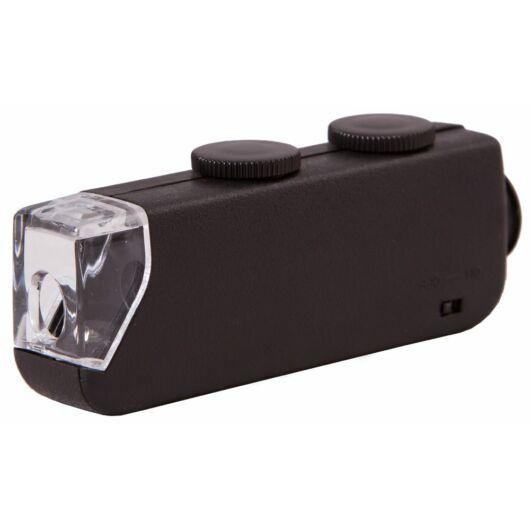 Bresser ТМ-145 LED 60x–100x zsebmikroszkóp 30872
