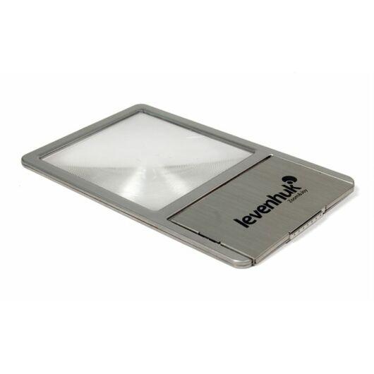 Levenhuk Zeno 90 Fresnel-lencse, 2,5x, 48x45 mm, fém 38122