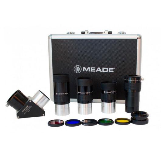 """Meade 4000 sorozatú 2""""-os szemlencse- és szűrőkészlet"""