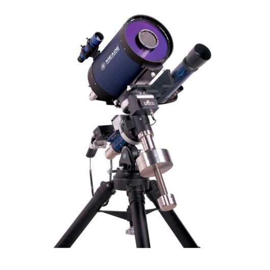 """Meade LX850 10""""-os, F/8 rekesznyílású ACF teleszkóp 71702"""