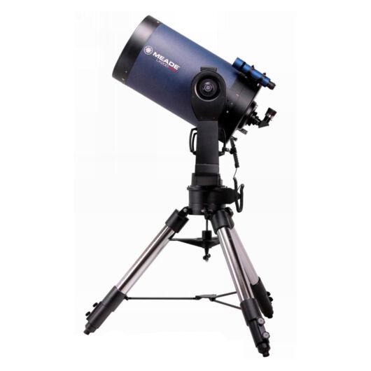 """Meade LX200 14""""-os F/10 ACF teleszkóp óriás, terepen használható háromlábú állvánnyal 71717"""