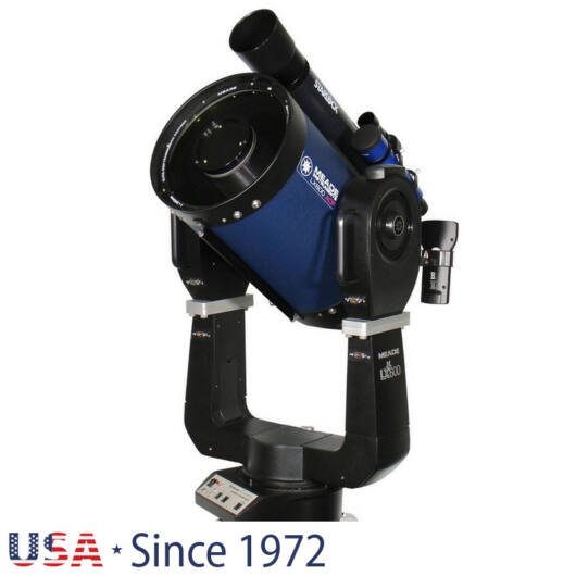 """Meade LX600 10""""-os, f/8 rekesznyílású, ACF teleszkóp háromlábú állvány nélkül 72518"""