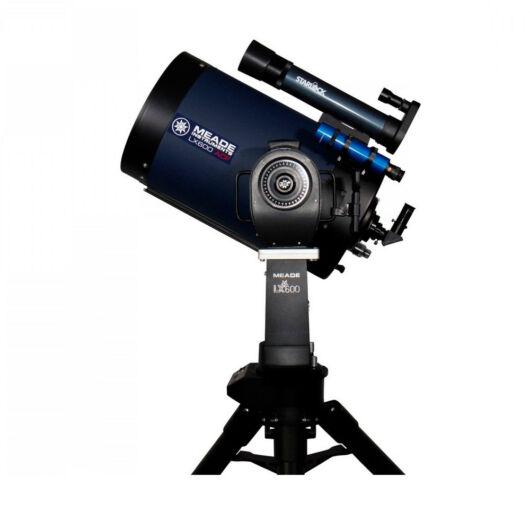 """Meade LX600 14""""-os, F/8 rekesznyílású, ACF teleszkóp háromlábú állvány nélkül 71709"""