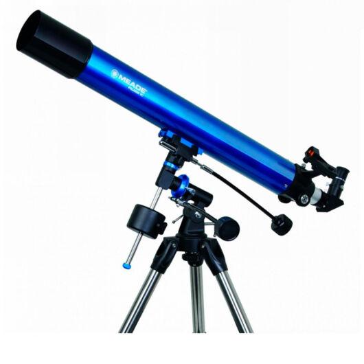 Meade Polaris 80mm EQ refraktoros teleszkóp 71675