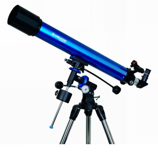 Meade Polaris 90mm EQ refraktoros teleszkóp 71676