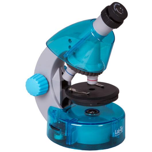 Levenhuk LabZZ M101 Azure / Azúr mikroszkóppal 70221