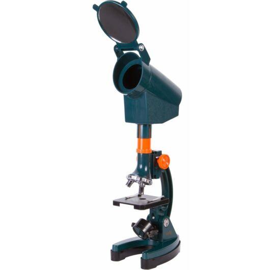 Levenhuk LabZZ M3 mikroszkóp kameraadapterrel 69741