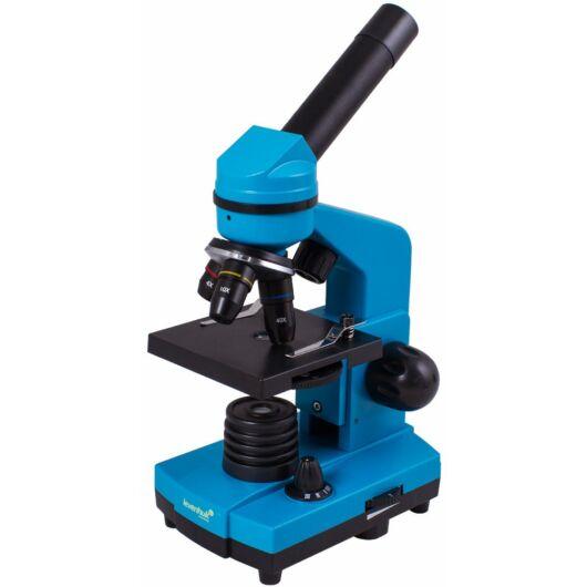 Levenhuk Rainbow 2L Azure / Azúr mikroszkóppal 70226