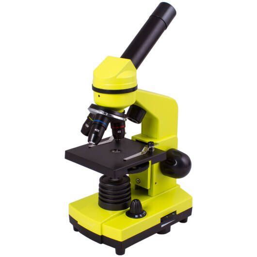 Levenhuk Rainbow 2L Lime mikroszkóp 70227