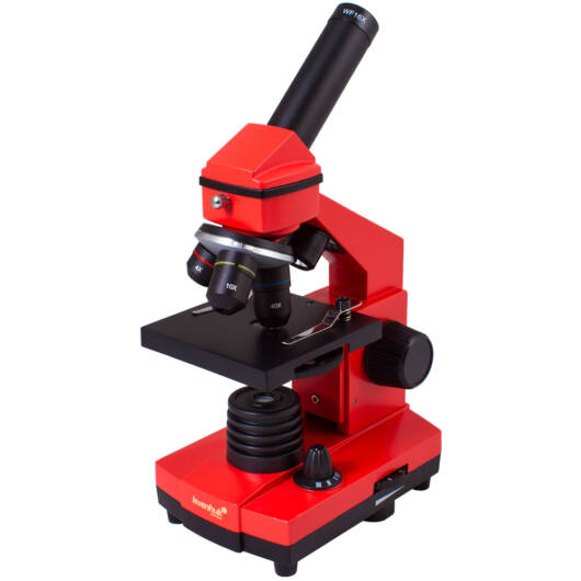 Levenhuk Rainbow 2L PLUS Orange / Narancs mikroszkóp 70234