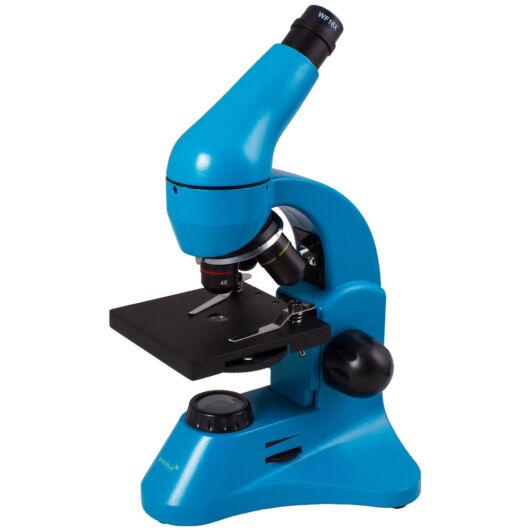 Levenhuk Rainbow 50L PLUS Azure / Azúr mikroszkóp 70241