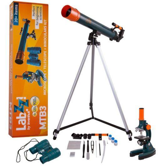 Levenhuk LabZZ MTB3 Mikroszkóp és teleszkóp és távcső készlet 69698