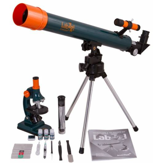 Levenhuk LabZZ MT2 Mikroszkóp és teleszkóp készlet 69299