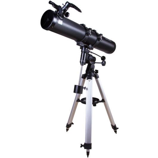 Bresser Galaxia 114/900 teleszkóp okostelefon-adapterrel 70120