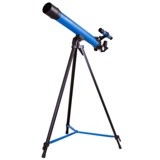 Bresser Junior Space Explorer 45/600 AZ teleszkóp, azúr 70131