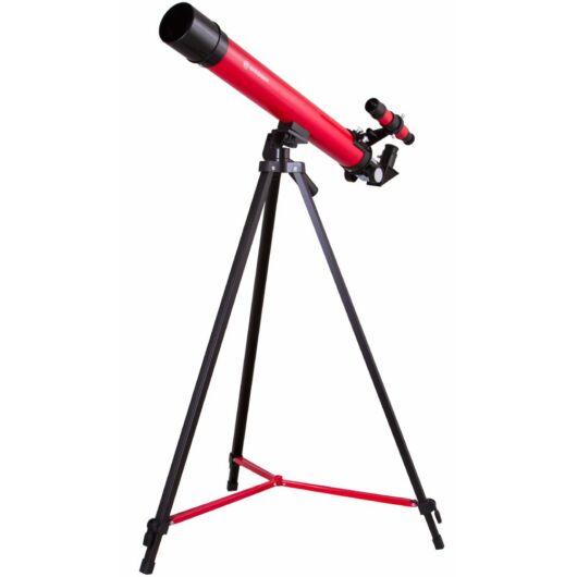 Bresser Junior Space Explorer 45/600 AZ teleszkóp, piros 70132