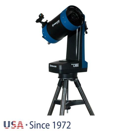 """Meade LX65 5"""" MAK teleszkóp 72619"""