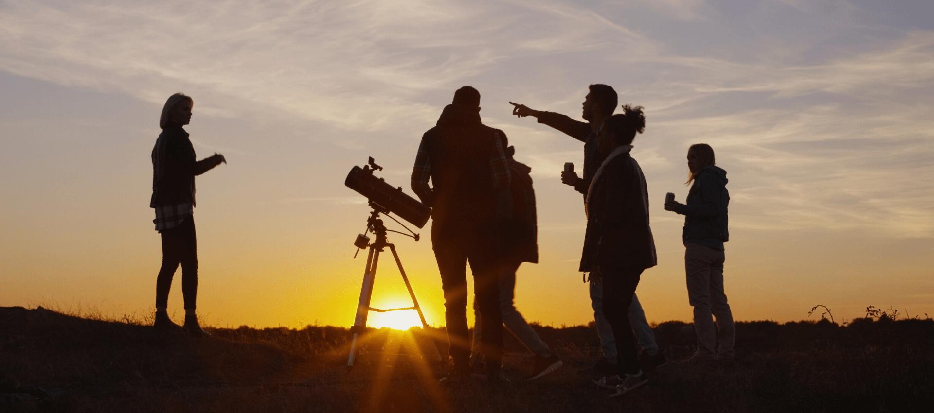 Teleszkópok
